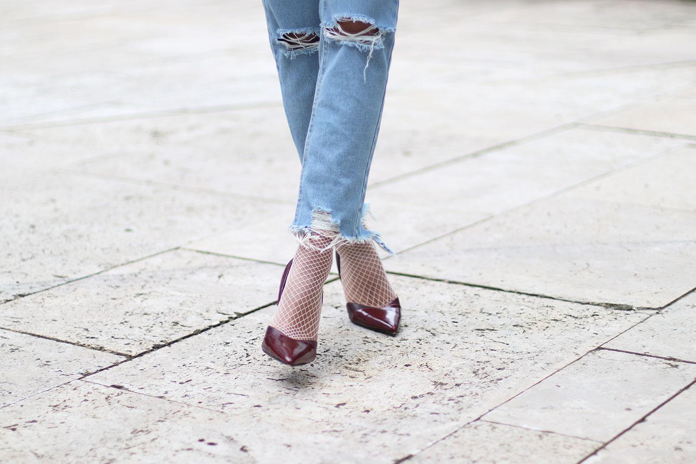 how-to-wear-heels-in-spring