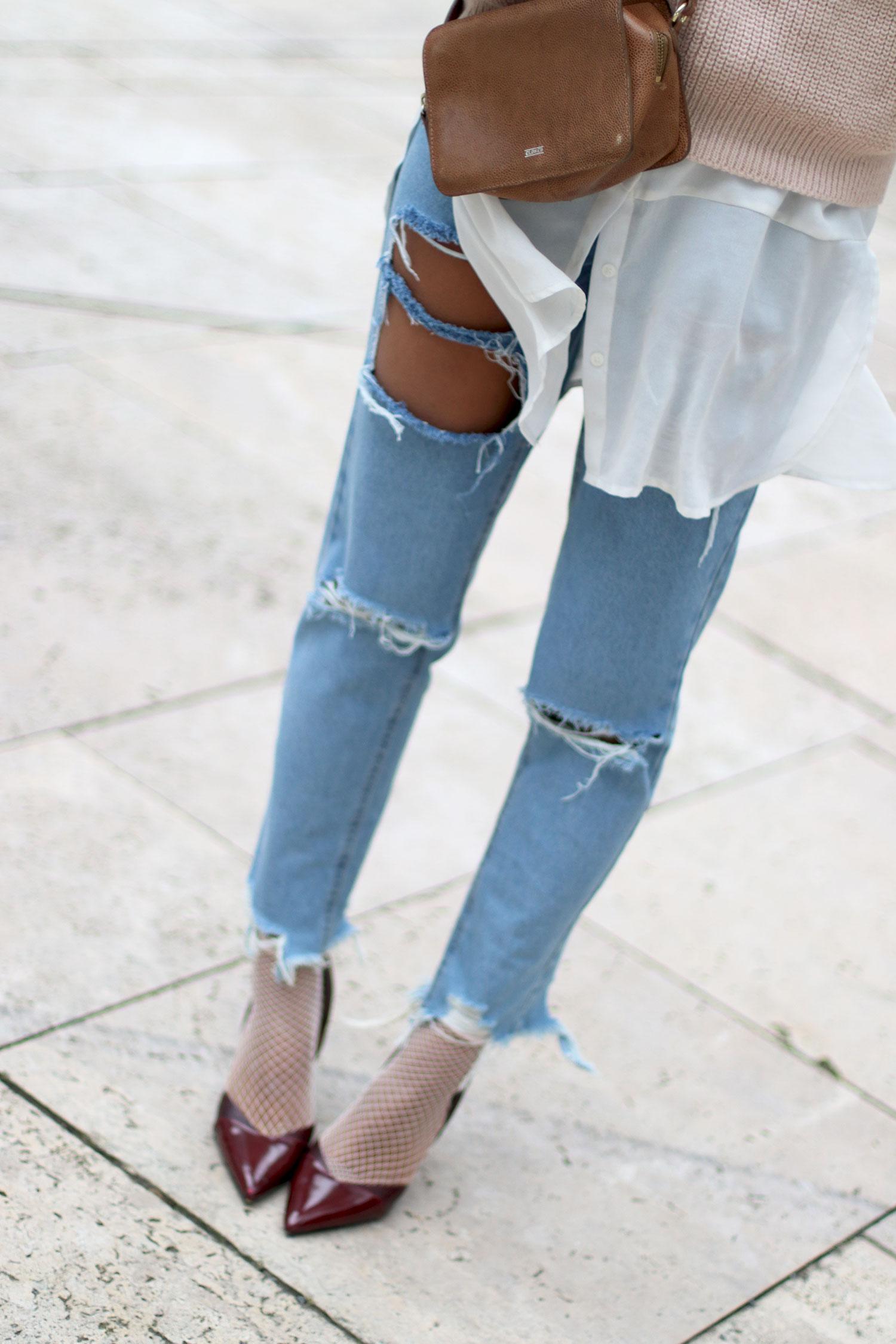 mesh-socks-and-heels